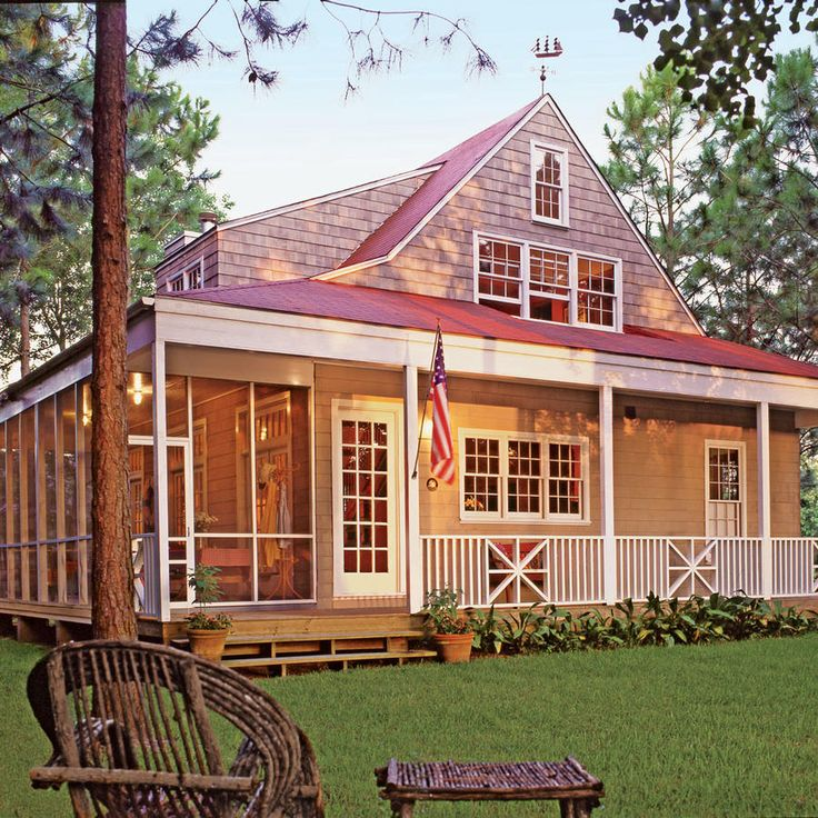 Southern Living House Plans With Wrap Around Porches