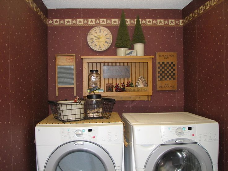 Best 25 Vintage Bathroom Decor Ideas On Pinterest: Best 25+ Primitive Laundry Rooms Ideas On Pinterest