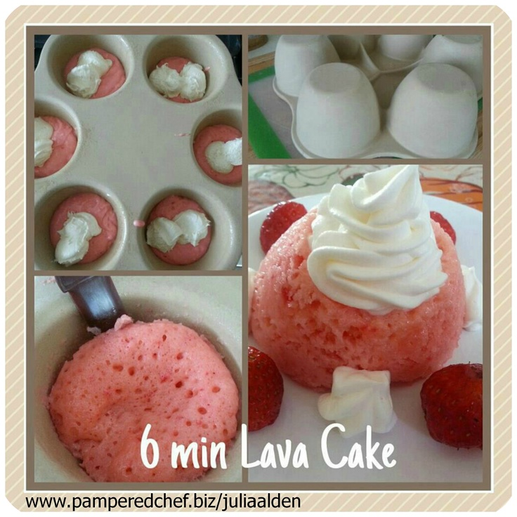 Can You Make Lava Cakes In Muffin Tins