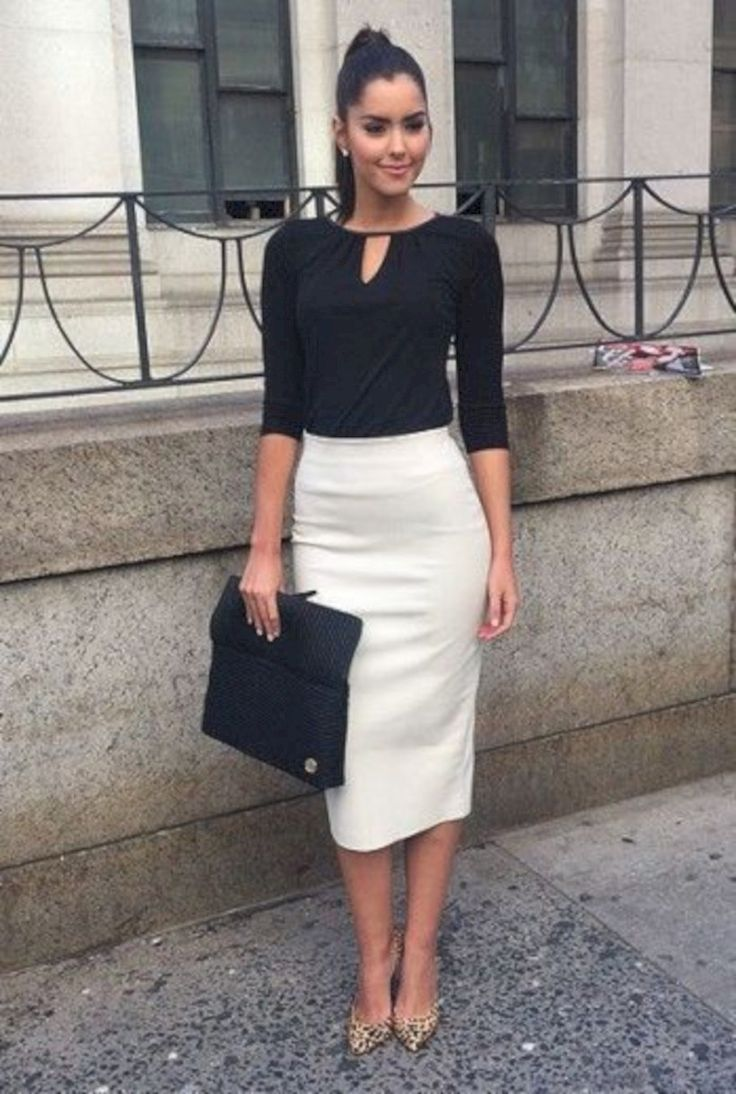 Love All Of These! Inspiring Work Outfits Ideas 15