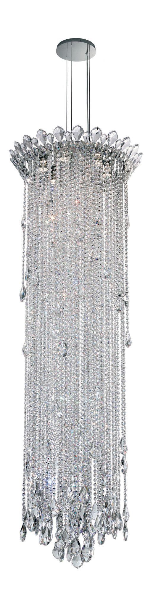 234 best chandelier loooove images on pinterest chandeliers schonbek tr2413 trilliane strands 24 inch chandelier arubaitofo Choice Image