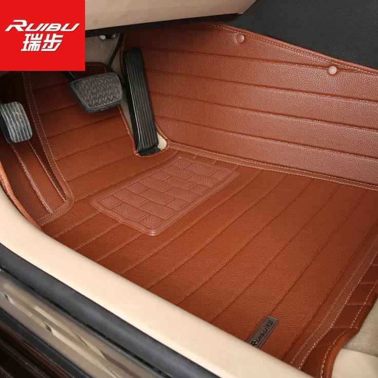 Автомобильные коврики для Subaruforester Османы XV SubaruForester автомобильные коврики 13 выделенный полный окружающего колодки
