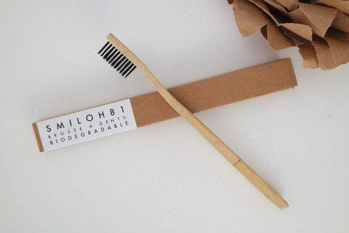 J'ai testé la brosse à dents biodégradable Smiloh, une belle découverte et un nouveau pas vers le zéro déchet.