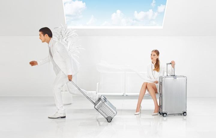 158 cm: Der fast unmögliche Koffer  #158 cm #Fliegen #Fluggepäck #Koffer #Rimowa #Samsonite