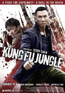 movies: فيلم الاكشن والاثارة Kung Fu Jungle