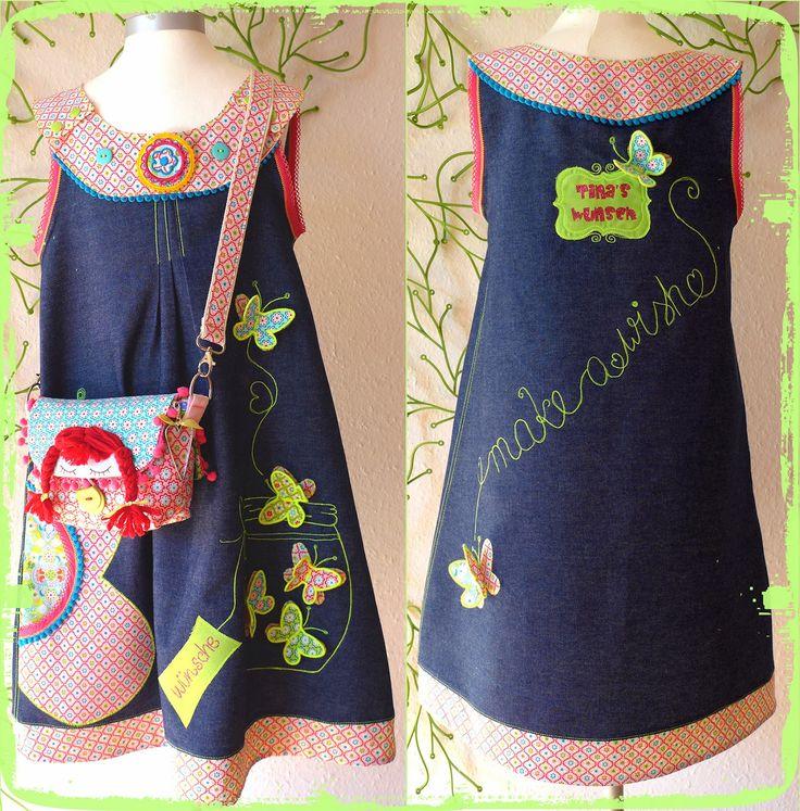 Mäde! by Kasia: Tutorial, pattern and embroidery file / Anleitung für mein DSKB Kleid