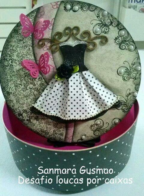 Caixa vestido 1