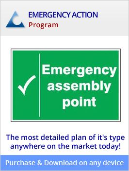 EMERGENCY ACTION PLAN $69.95