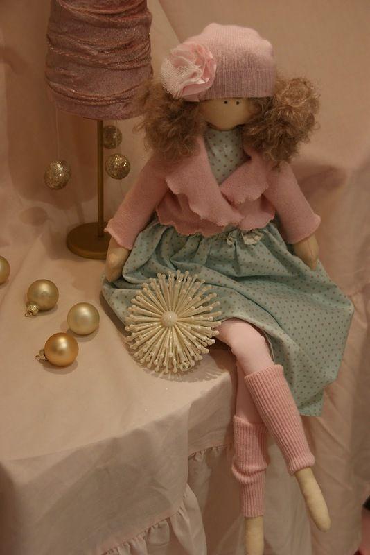 подборка кукол - 7 Мая 2013 - Кукла Тильда. Всё о Тильде, выкройки…