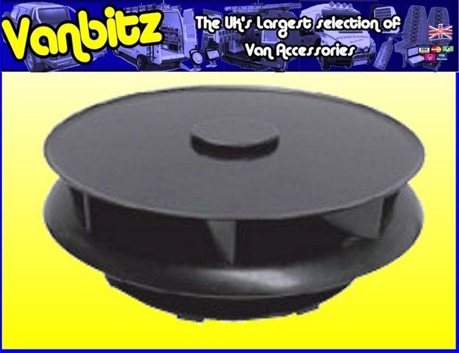 Low Profile Rotating Van Roof Ventilator 2541 610 Blk 2541 600 White Roof Ventilator Low Profile Roof