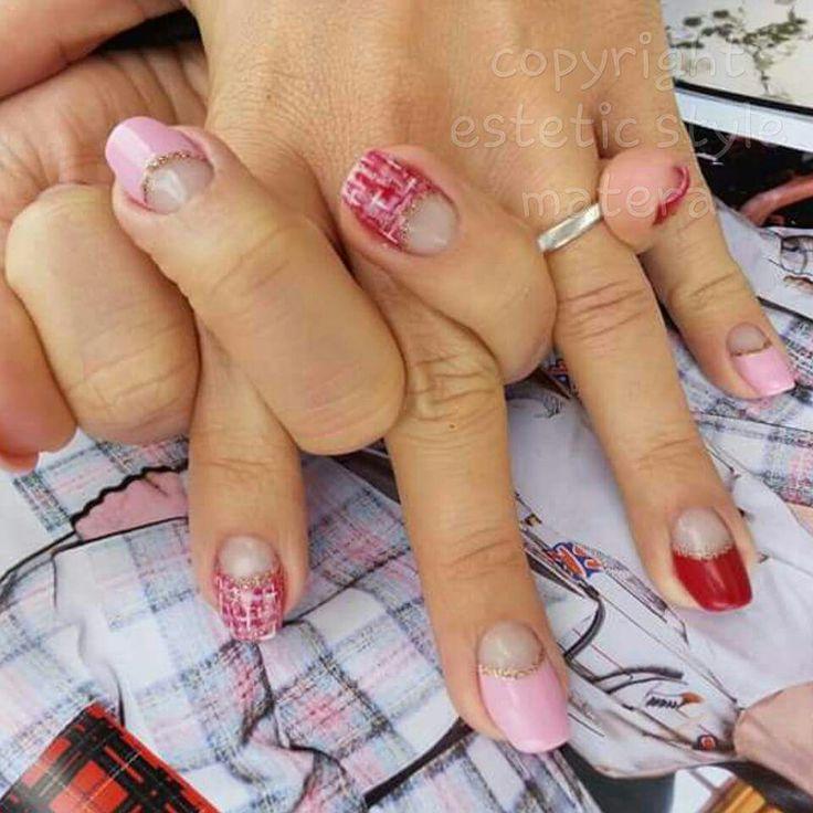 #rosa#rosso#tessuto#dorato#matera