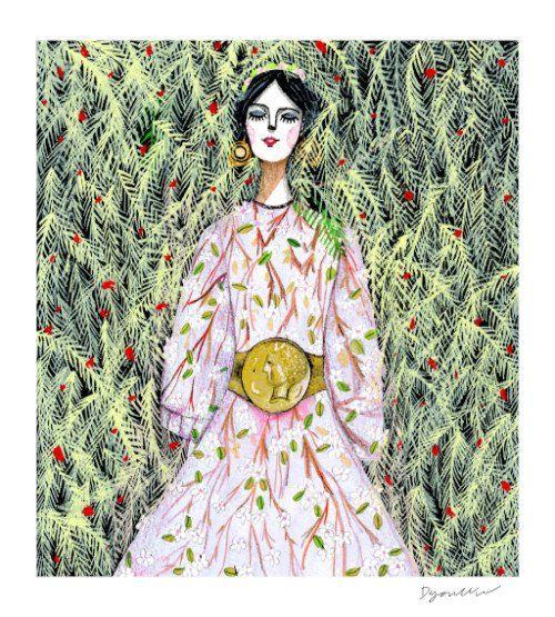 Diyou Wu - Almond Blossom