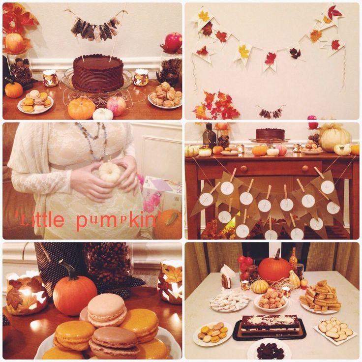 Baby Shower Pumpkin Theme Part - 34: Pinterest