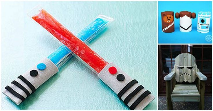 16 Star Wars DIYs For The Jedi Within | Diply