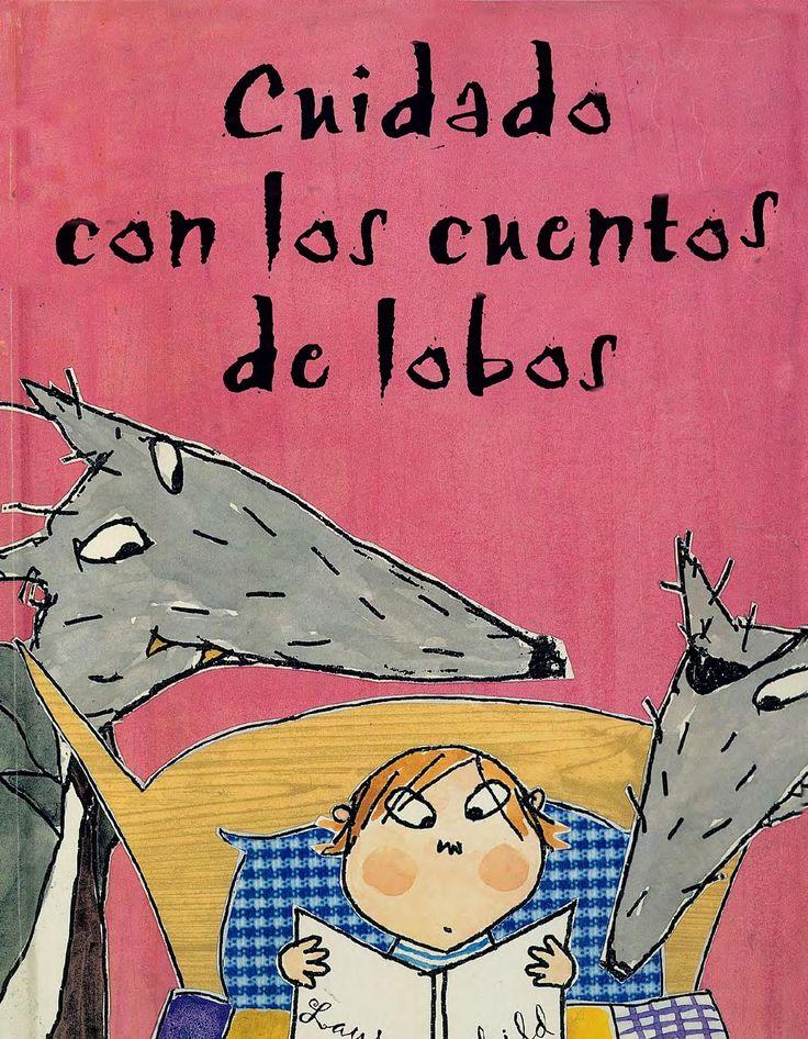 Cuidado con los cuentos de lobos Cuentos infantiles.
