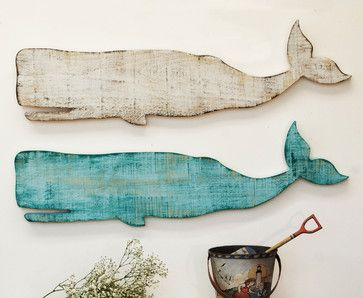 Wooden Whale Wall Hanging All Products Accessories