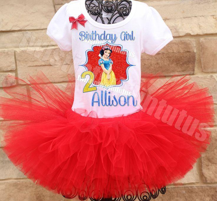 Snow White Birthday Outfit Princess PartiesBirthday