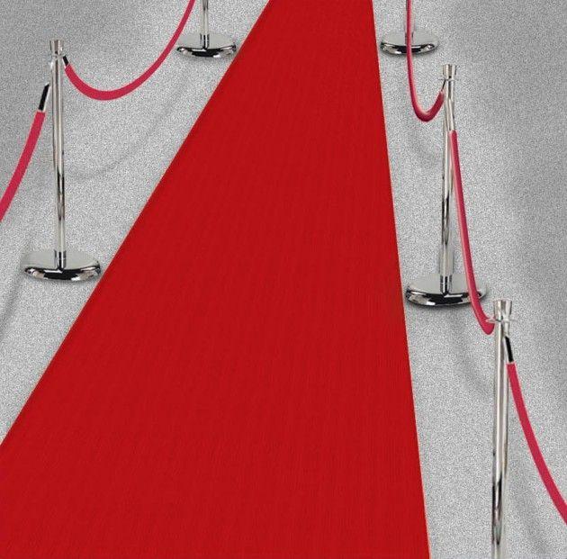 Rød Løper 450x60cm | Pynt Til Fest. Tips, inspirasjon og gode ideer til din fest.
