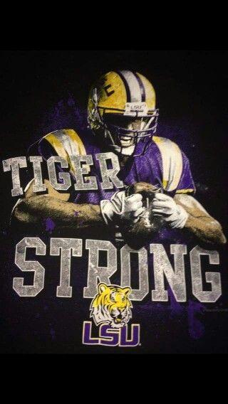 Tiger Strong :)