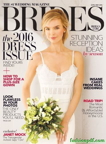 Brides USA – April – May 2016