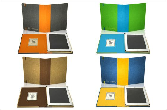 iPad cases by DODO. Now all I need is an iPad.