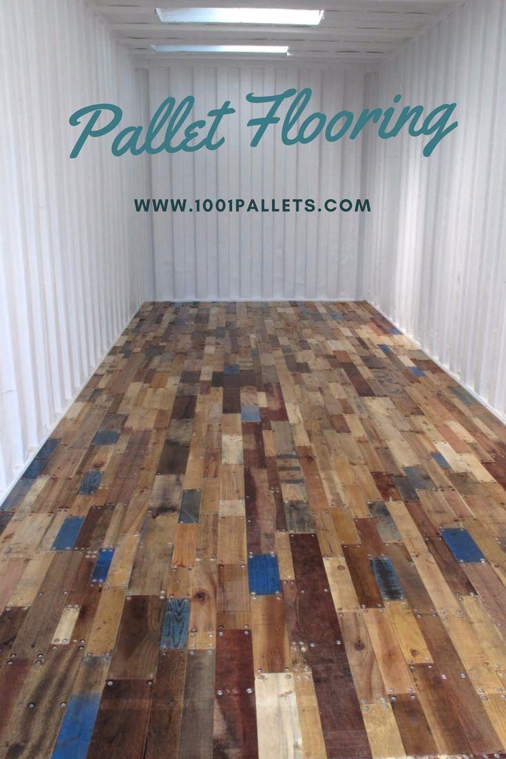 Pallet Flooring • 1001 Pallets