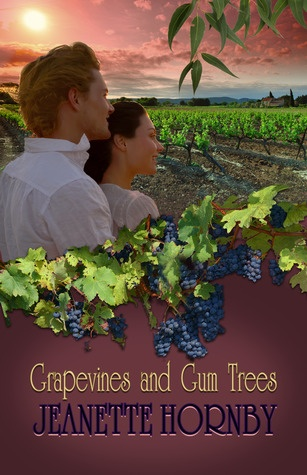 Grapevines and Gum Trees - Excerpt and Giveaway  http://jeanettehornbybooks.blogspot.com.au/2013/06/grapevines-and-gum-trees-excerpt-and.html