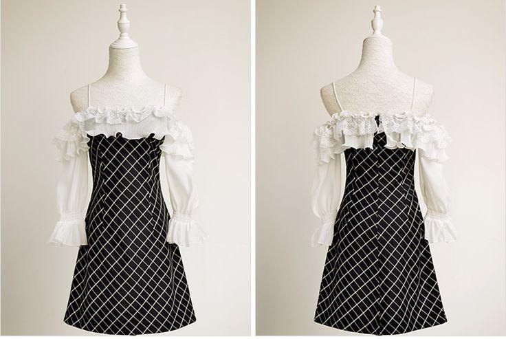 Dabuwawa слэш платье 2016 vestido черный плед оборками новый летний старинные сексуальные платья короткие розовая кукла купить на AliExpress
