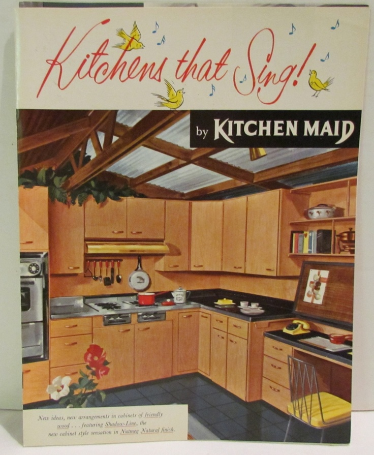 Kitchen Furniture Catalogue: Image Detail For -Check My Other Listings For More 50's