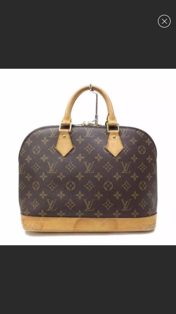 aaaebcaad47c authentic louis-vuitton handbag alma
