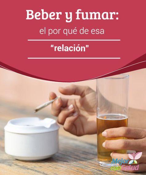 """Beber y fumar: el por qué de esa """"relación""""  Estos hábitos están profundamente vinculados y no solemos saber por qué. Aquellos que están tratando dejar de fumar se les hace muy difícil beber alcohol sin recordar las ganas de un cigarrillo."""