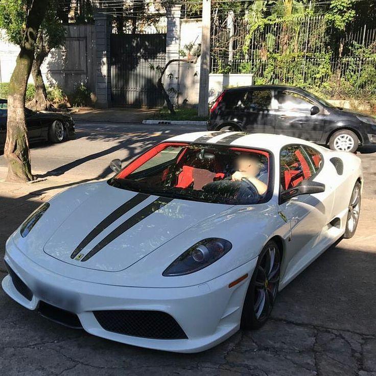 Ferrari 430 Scuderia Specs Photos: 33 Best Ferrari F430 Scuderia/16M Images On Pinterest