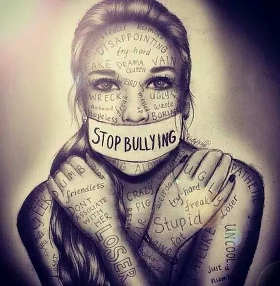 Stop bullying yourself.