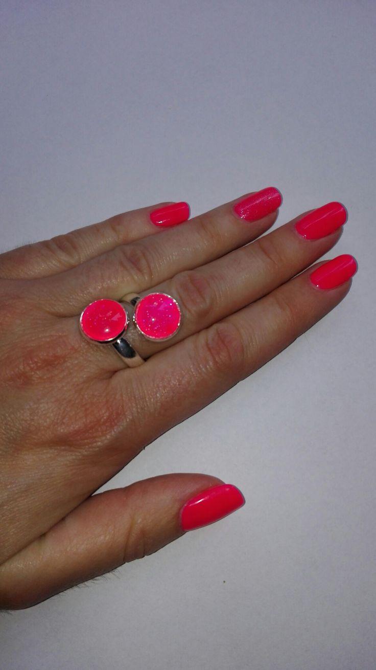 Pink Gellac - Ibiza Pink