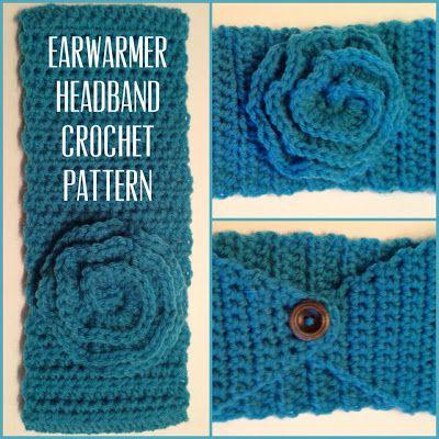 Head wrap / ear warmer pattern