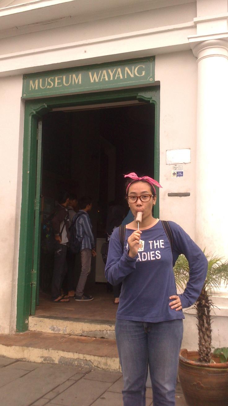 Museum Wayang, Jakarta - Oktober 2012