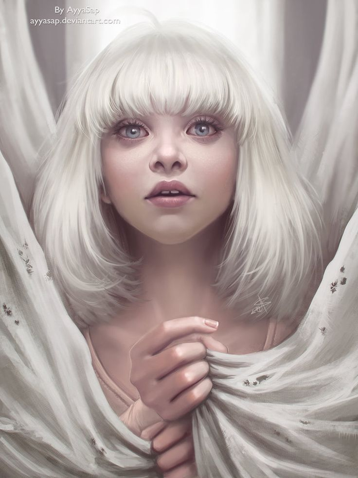 Maddie Ziegler - Redraw (Sia - Chandelier) by AyyaSap on DeviantArt