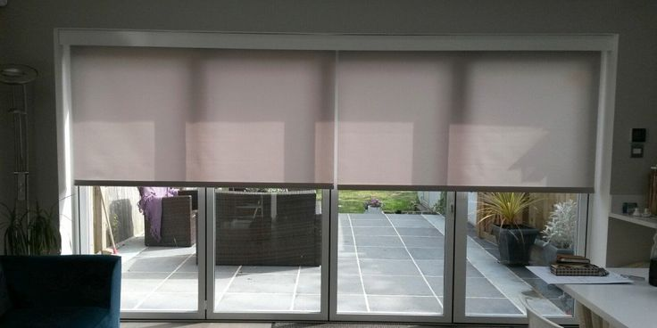 Simple Elegant Electric Blinds