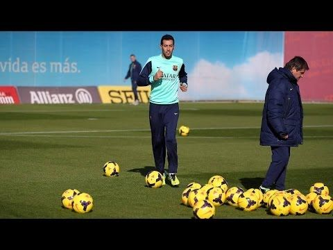 FOOTBALL -  Training session 27/11/2013 - http://lefootball.fr/training-session-27112013/
