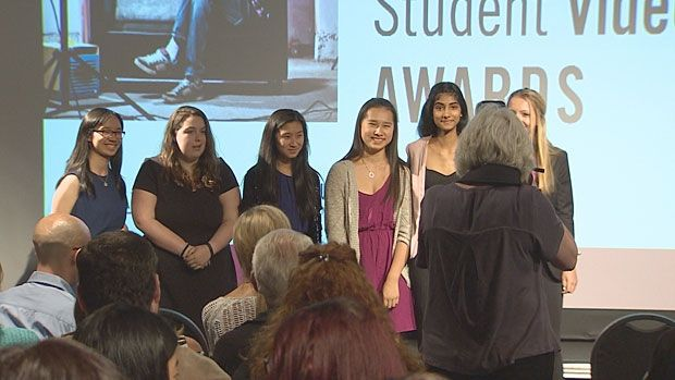 Student Video Award winners announced in Vancouver