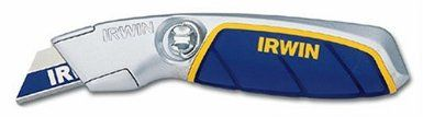 Irwin Industrial Tools 2081200 ProTouch Fixed Utility Knife - Amazon.com