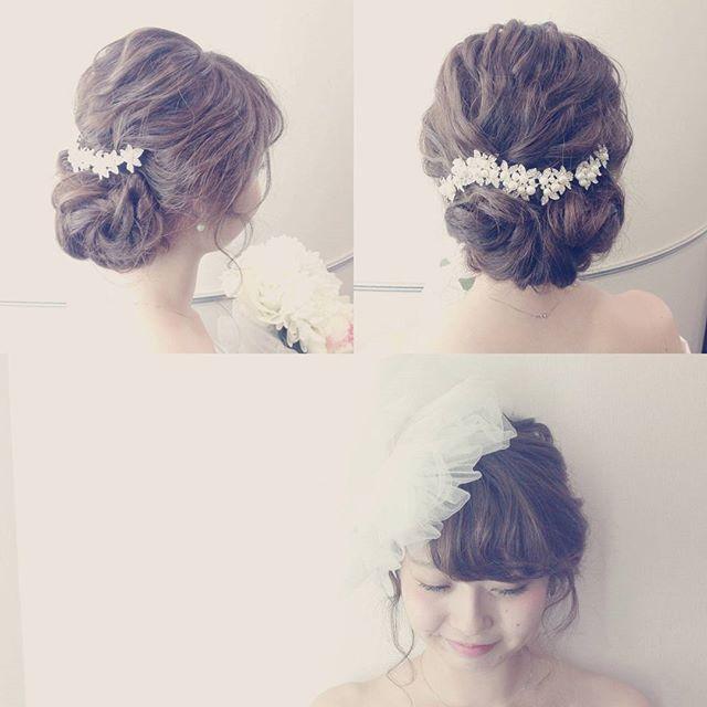 #浜松#浜松市#板屋町#結婚式#美容室#ブライダル#bridal#ウェディング#wedding#花嫁様#ヘアメイク#hair#hairmake#ブライダルヘア#ブライダルヘアメイク#ムエベ#MUEBE#ムエベブライダル#ヘアスタイル#ヘアアレンジ