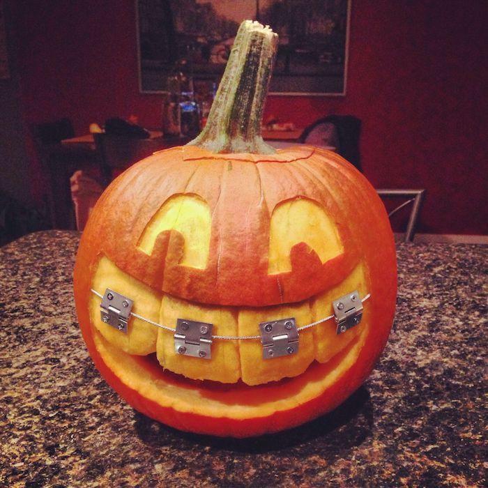 Halloween Kürbisgesichter Bilder - Ausmalbilder