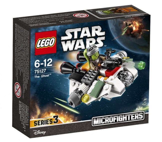 LEGO STAR WARS The Ghost