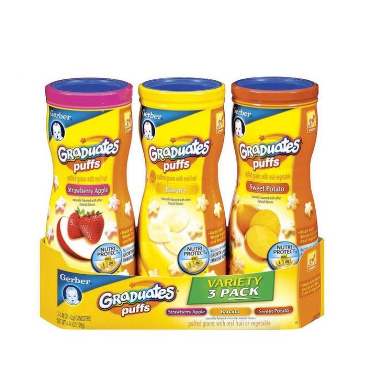 20% off Gerber Graduates @diapersdotcom #diapers #babyfood #kids #Gerber