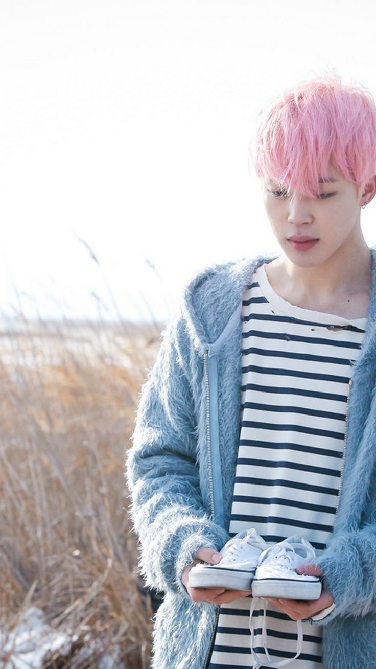 "———–———–——– BTS ( JIMIN ) ~ Wallpapers {SPRING DAY} ""Edit by me. """