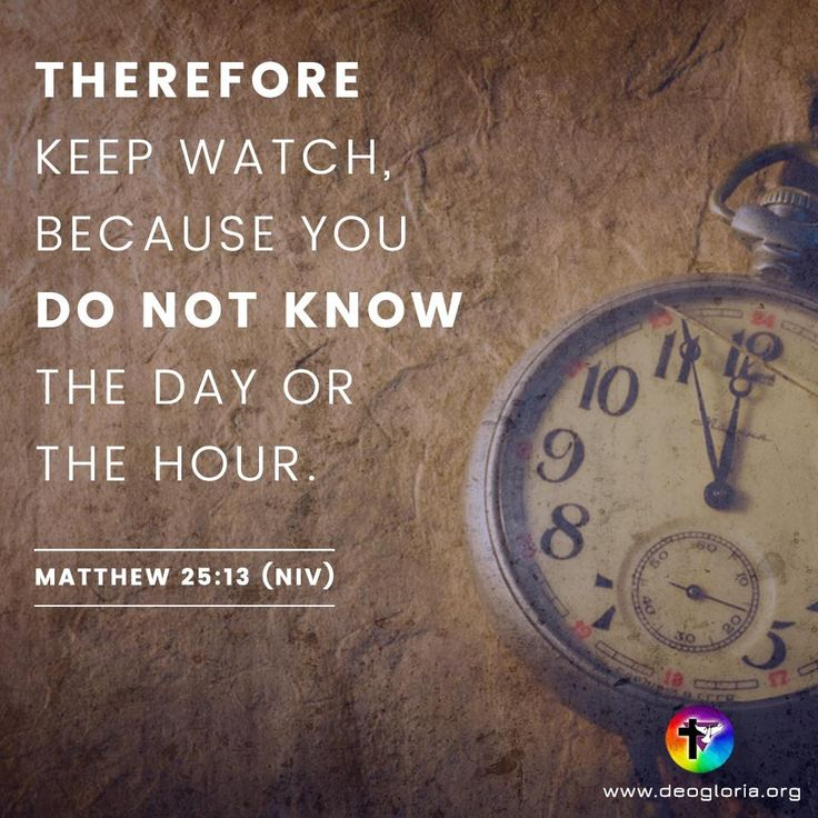 Warrior Quote Wallpapers Therefore Keep Watch Because You Do Not Know The Day Or