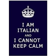 keep calm and italy