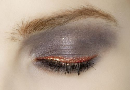 lamorbidezza:  Makeup at Derek Lam Fall 2009...