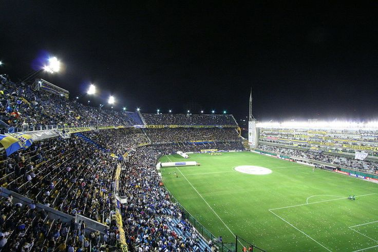 La Bombonera — La Boca, Argentina | 21 Soccer Stadiums You Should Watch A Game In Before You Die